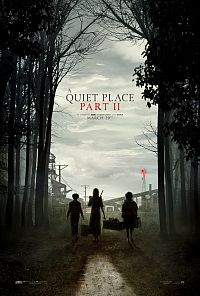A Quiet Place Part II 蓋