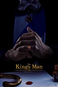 The King's Man 蓋