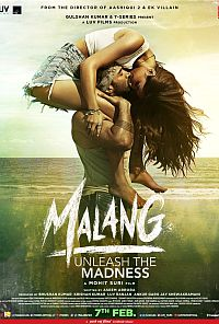 Malang - Unleash The Madness 蓋