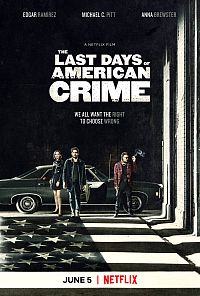 The Last Days Of American Crime 蓋