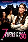 7 Things To Do Before I'm 30 (2008)