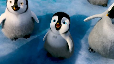 """Happy Feet 2"" Teaser"